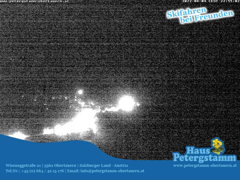 Webcam Haus Petergstamm Obertauern