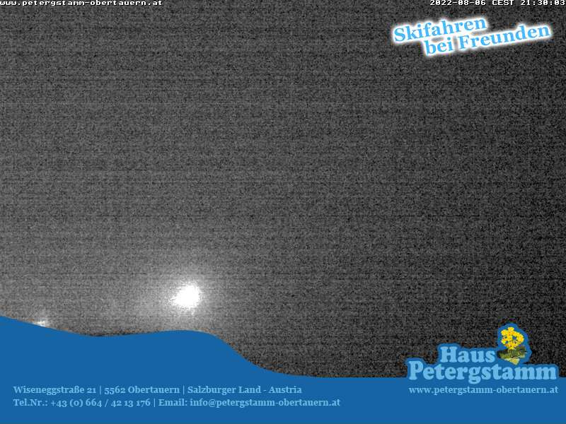 Webcam Obertauern Appartements Petergstamm